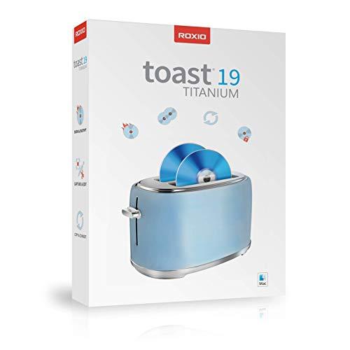 Roxio Toast Titanium 19 für MAC / Dauerlizenz / DEUTSCH / ML / BOX