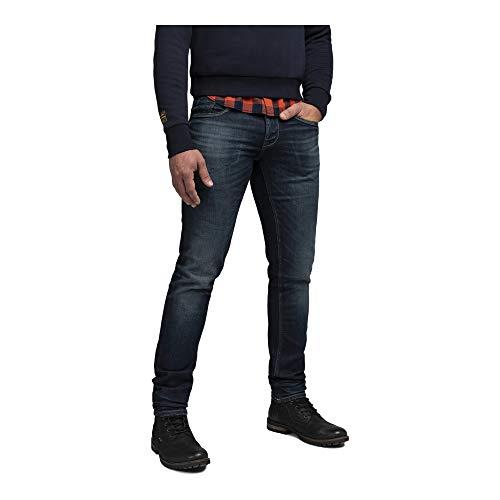 PME Legend Comfort Stretch Denim Dark Blue Denim - Jeans, Hosengröße:W36/L30, Farbe:Dark Blue