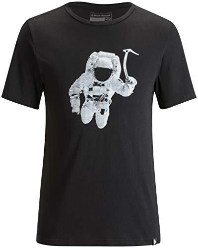 Black Diamond M SS Spaceshot Tee T-Shirt pour Homme