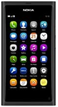 Nokia N9 16 GB Unlocked GSM Phone with MeeGo OS, 8MP Camera, NFC, Wi-Fi and GPS - Black