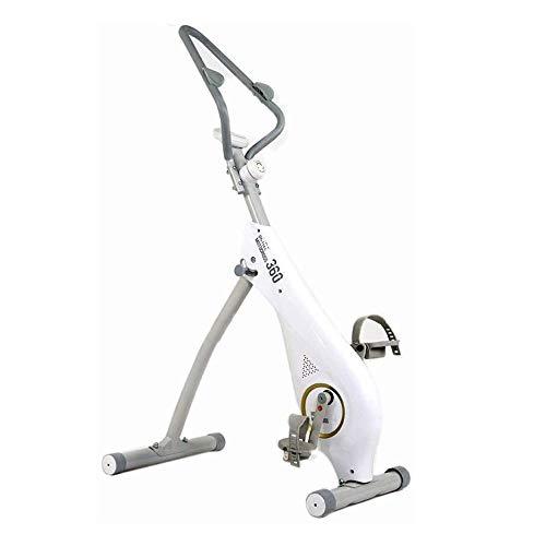 UIZSDIUZ 3-en-1 Bicicleta estacionaria - Plegable Cubierta de Bicicleta de Ejercicios con App y LCD Monitor Home Máquinas de Ejercicios de Cardio