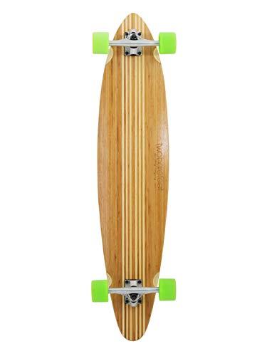 Skateboard Street Surfing Longboard Kicktail 36 Ahornholz Funboard Ahorn Holz