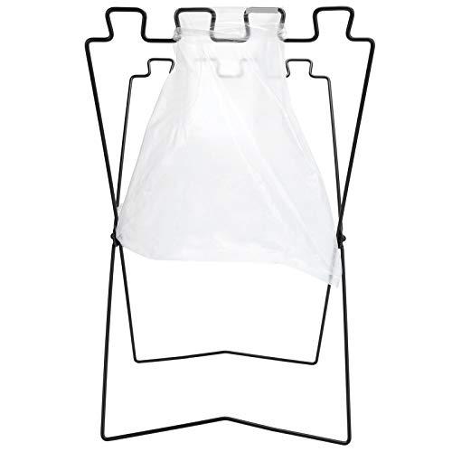 Crisis Estante para Bolsas de plástico, Soporte para Bolsa de Basura, Soporte...