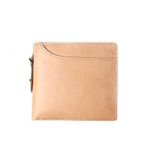 [ヘルスニット] 財布 メンズ 二つ折り ブランド カードがたくさん入る 薄い レディース ヘルスニット Healthknit ナチュラル Free