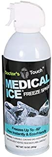 Freeze Spray DrsTouch Solutions Max Professional 10 oz Strength Medical Grade (283ml) (1)