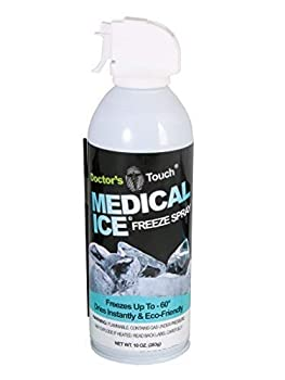 Freeze Spray DrsTouch Solutions Max Professional 10 oz Strength Medical Grade  283ml   1