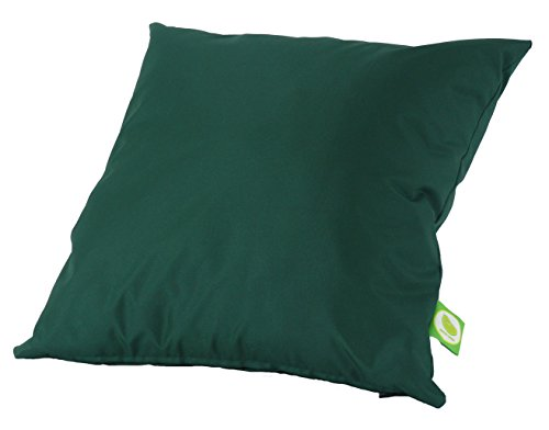 Waterproof Outdoor Garden Furniture Seat Cushion Filled with Pad By Bean Lazy - Forest Green
