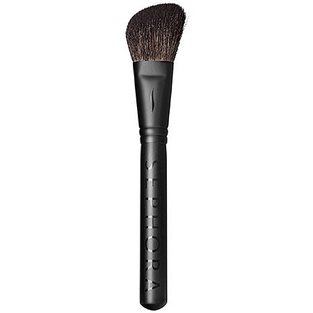 SEPHORA COLLECTION Classic Must Have Angled Blush Brush #50