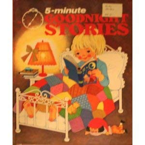 Five-Minute Goodnight Stories - Book  of the 5-Minute Stories