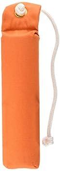 SportDOG - Apportable Flottant pour Chien (M) en Toile, Lancement Facile, Conserve l'Odeur du gibier - Chasse et Dressage - Orange
