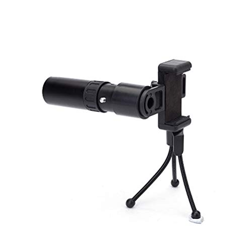 New LXFTK Photographic Camera Telescope Monocular Adjustable Telescope with Smartphone Tripod Suitab...