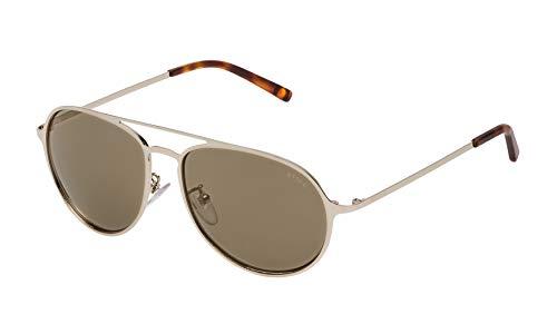 Sting Herren SST00455594G Sonnenbrille, Gold (Dorado), 56.0