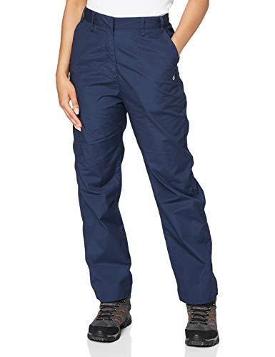 Craghoppers Kiwi II Pantalon de Jambe Courte, Femme, Kiwi II Short Leg, Soft Navy, Taille