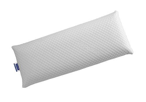Todocama - Almohada viscogel, formada por un núcleo 100% viscoelástico, con partículas de Gel Que reducen la Temperatura Unos Grados. (135 cm)
