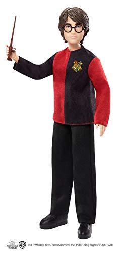 Harry Potter Muñeco Harry de la Colección de Cáliz de Fuego (Mattel Gkt97) 2