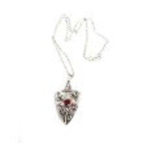 Vampire Diaries, The Originals-Familie, Bonnie Bennett-Talisman-Anhänger-Halskette