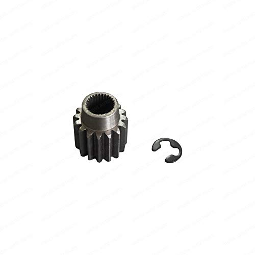 BGE583 Convertible Top Roof Cover Motor Repair Gear For BMW 3 Series E30 E36 E46 67618360002 1992-1999