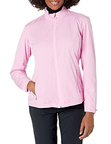 Callaway Full Zip Windwear Jacket Chaqueta, Lilac Chiffon, XL para Mujer