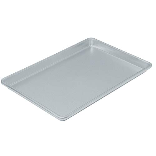 Chicago Metallic Commercial II Non-Stick True Jelly Roll Pan, 14-3/4 by 9-3/4-Inch