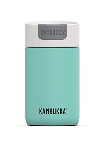 Kambukka Olympus Thermobecher - 300 ML - Cool Mint - Switch lid - Snapclean® technologie