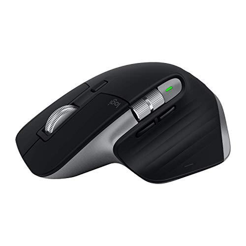 Logitech MX Master 3 Advanced Wireless Mouse for Mac - Bluetooth/USB