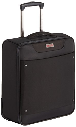 American Tourister Ocean Grove Upright 50/18, 2 Ruote, 35,5 Litri, Black/Graphite