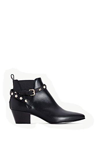 Twin Set, Damen Stiefel & Stiefeletten schwarz schwarz, schwarz - schwarz - Größe: 37.5
