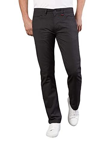 MAC Jeans Arne Pantalones, Gris (Grey Stone 077), W34/L30 (Talla del Fabricante: 34/30) para Hombre