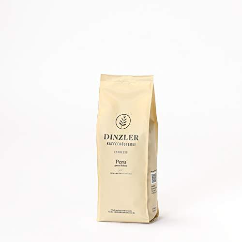 Dinzler Espresso Peru Organico - ganze Bohne - 250 g - Bio