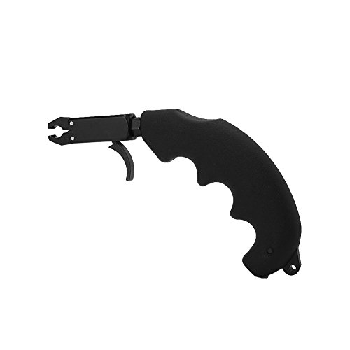 VGEBY Bow Release Grip, Compound Bow Release Aid Trigger Handle Thumb Caliper Bow Release Aid Grip
