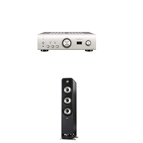 Denon PMA-1600NE Verstärker + Polk Audio S60E Signature Polk Audio Signature S60 E Standlautsprecher
