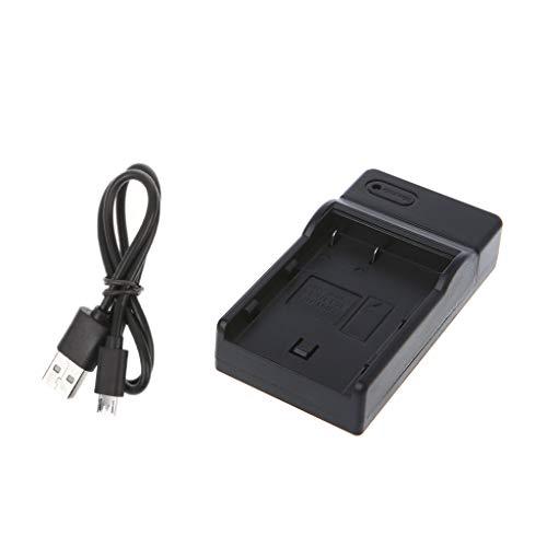 JHD Cargador de batería para Nikon EN-EL3E EN-EL3 D100 / 100SLR / D50 / D70 / D70S / D200 / D80 / D90