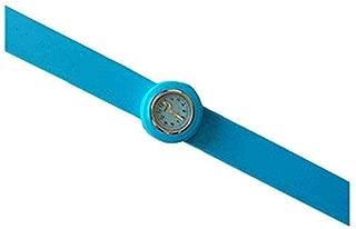 HSW Slap on Watch Silicone Quartz Number Fashion Watch Sport Wrist Band for Children Boy Girl Lady Women Men Unisex Snap Kids Watches