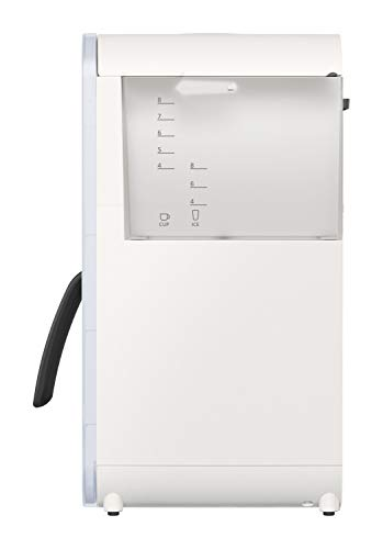 サーモス真空断熱ポットコーヒーメーカー1LホワイトECK-1000WH