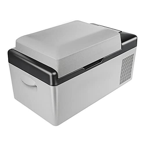 GETZ Nevera Portatil Electrica -20 ℃ -20 ℃ Mini Refrigerador Portátil para Coche, Nevera Coche Neveras Portatiles, Refrigerador Eléctrico para Camión, RV, Barco, Picnic, 12v / 24v / 220v