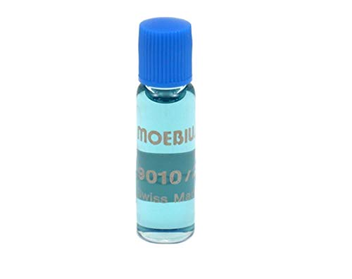 Moebius Synthetic Oil Syntalube for Watch 2Ml Bottle #9010
