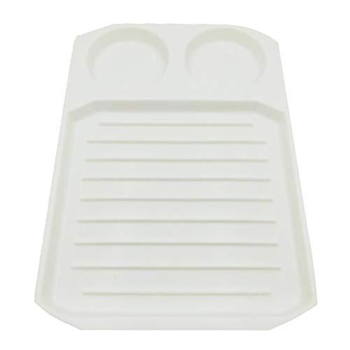 R-WEICHONG - Bandeja para horno de microondas, cocina y tocino, para desayuno, cocina, accesorios de cocina, 1 pieza