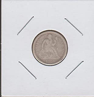1875 S Liberty Seated (1837-1891) Dime Very Fine