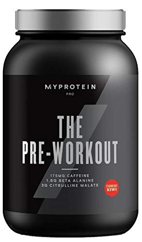 MyProtein Pro - The Pre-Workout - 30 Servings Strawberry Kiwi, 1 Each 100 g
