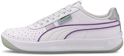 PUMA Mens MAPM GV Special Leather Sneakers Skate Shoes White 13 Medium (D)
