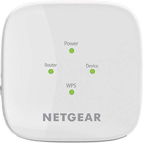 Netgear EX6110 AC1200 WiFi Range Extender (White)