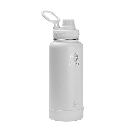 Takeya Isolierflasche mit Ausgießdeckel 32 oz Arktisblau