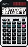 シャープ EL-G37 学校用電卓 12桁 早打ち機能(2キーロールオーバー)