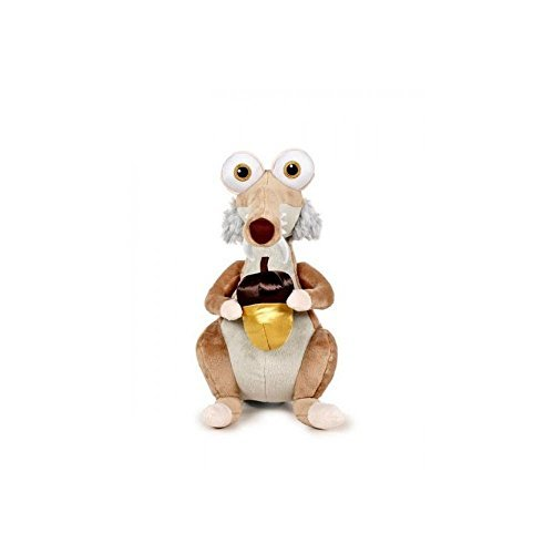 Scrat - Ice Age 5 - soft Toy 26 cm 14229 by Misterpeluche-it