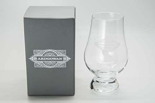 Ardgowan Distillery Glencairn Whiskyglas durchsichtig