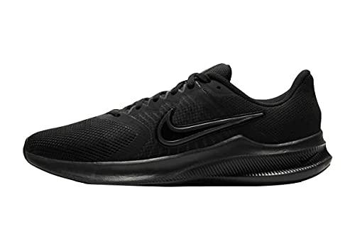 Nike Downshifter 11, Zapatillas de Correr Hombre, Multicolor (Black Dk Smoke Grey Lt Smoke Grey), 43 EU