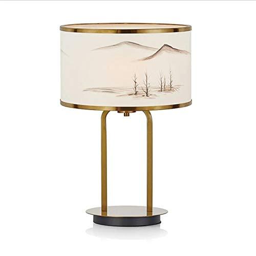 Lámpara escritorio tabla oro lámpara modernas lámparas