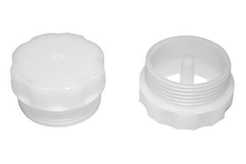 Velta Abdeckschraube Handrad Handkappe für Kunststoff Kompaktverteiler, 1005106