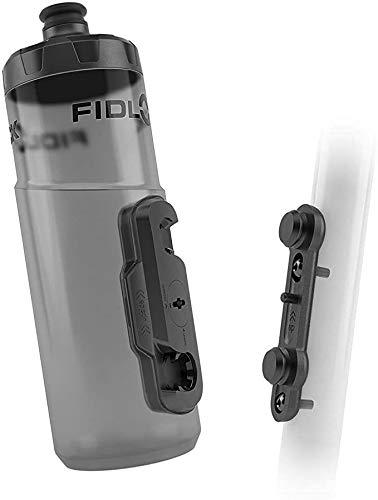 Fidlock Twist Flasche 600ml inklusive Halterung Clear 2019 Trinksystem