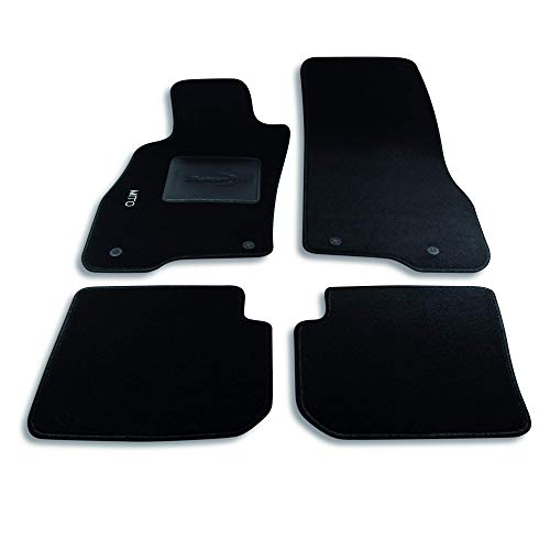 Bottari 39020 Bottari 39020 Juego de 4 alfombras de moqueta a medida para Mito, 39020 - Mito